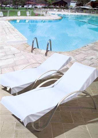TERRY CHAIR LOUNGE COVER TOWEL